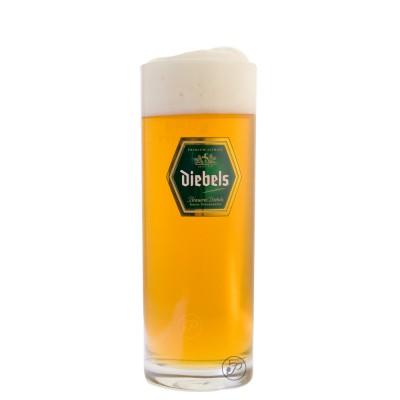 Verre à bière Diebels 40cl