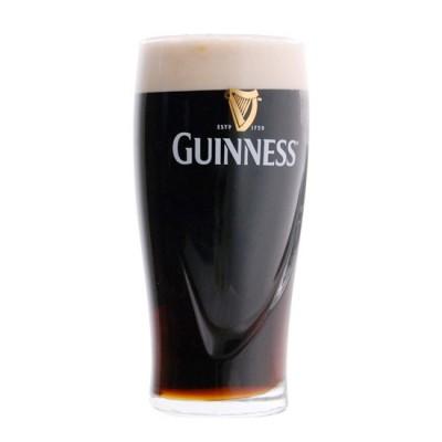Verre à bière Guinness Harpe 25cl
