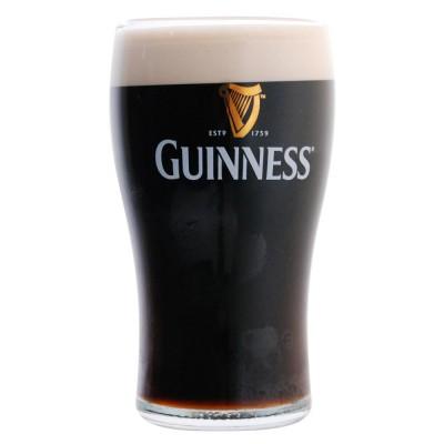 Verre à bière Guiness 25 CL