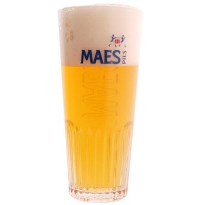 Verre à bière Maes Pils 25cl