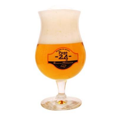 Verre bière page 24 Grand Cru 25cl