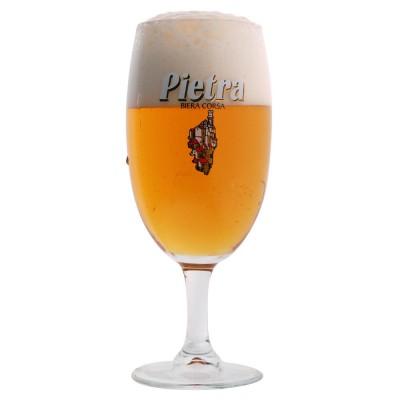 Verre a biere PIETRA Corse 25cl