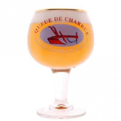 Verre à bière Queue de Charrue 15CL