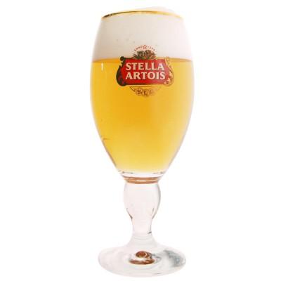 Verre à pied Stella Artois 50cl