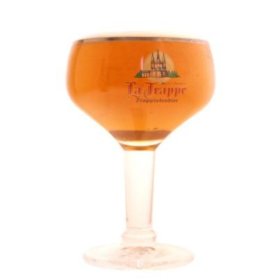La Trappe : Verre a bière Trappiste 33 cl