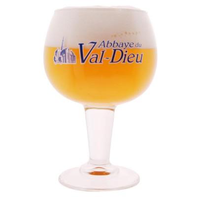 Verre à bière Abbaye du Val-Dieu 15CL