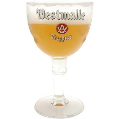 Verre à bière WESTMALLE 33cl