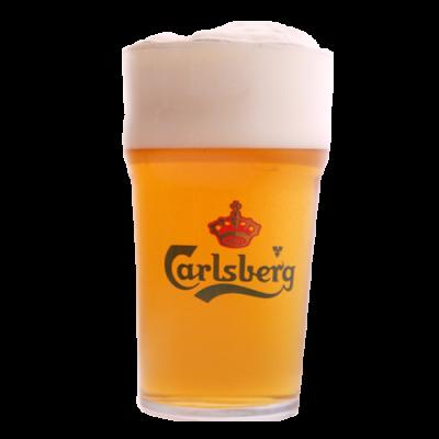 Verre Carlsberg Pinte 0.75cl