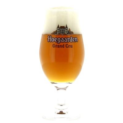 Verre bière Hoegaarden Grand Cru 25cl