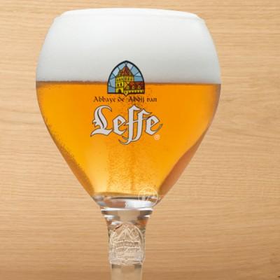 Verre à bière Leffe 25cl Nouvelle Edition (Verrerie)