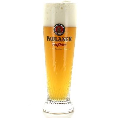 Paulaner Weissbier 50 cl verre