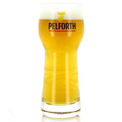 Pelforth verre a bière 50 cl (Verrerie)