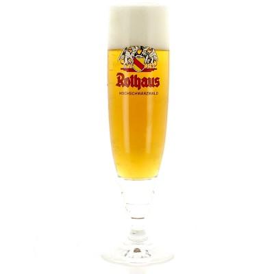 Verre à bière Rothaus 30cl (Verrerie)