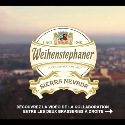 Video sur la collaboration des deux brasseries Sierra Nevada et Weihenstephan pour la Bière Braupakt