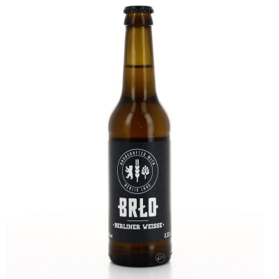Bière BRLO - Berliner Weiss - 33cl (Bouteille de bière)