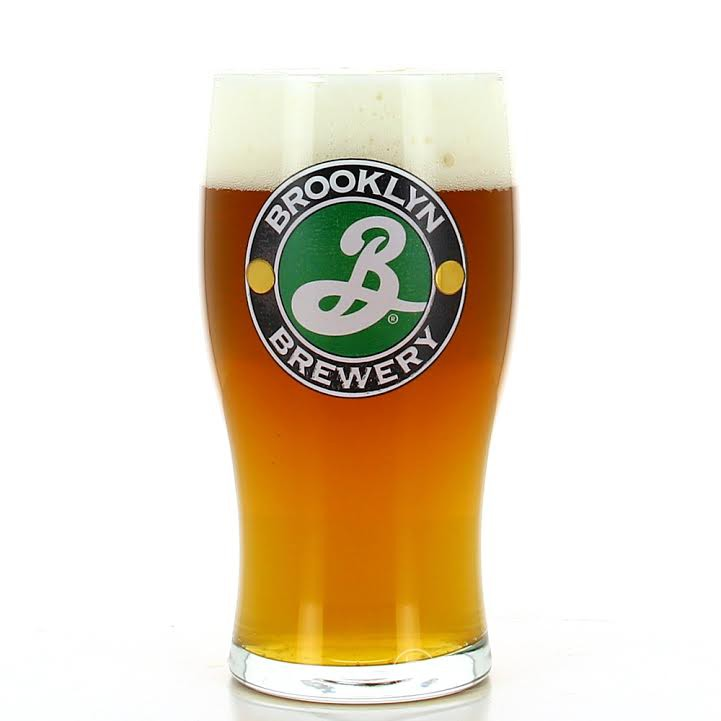 Fer à Cheval - Servido Menu (Takeaway, Delivery) - Brooklyn Lager - 2,5dl