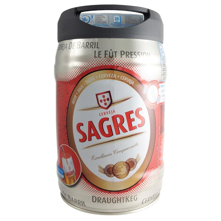 Biere pression portugaise