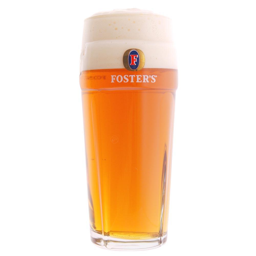verre biere foster