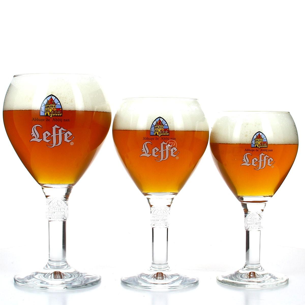 Verres de leffe 33 cl leffe 33 cl - Verre a biere 33cl ...