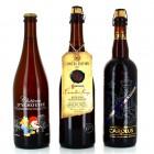Lot Royal de bières - 3 bouteilles de 75cl (Bouteille de bière)