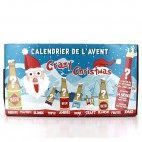 Calendrier de l'Avent 2017 - Bières Belges