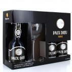 Coffret Paix-Dieu - 3 bouteilles 33cl et 1 verre (Coffret de bière)