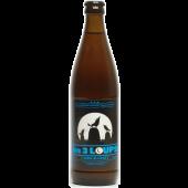 Bouteille de bière 3 Loups Blanche 50cl