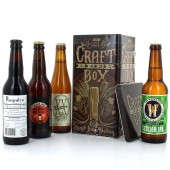 Bière box artisanale européenne