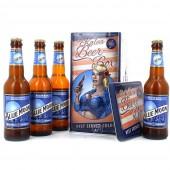 Bière Box Américaine - Blue Moon