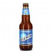 Bouteille de bière Blue Moon 35,5cl (Bouteille de bière)