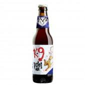 Bouteille K9 Winter Ale - Bière de Noel - 33 cl