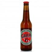 Bouteille de bière Gallia IPA 33cl