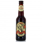 Bouteille de bière Iron Maiden - Red'n'Black - 33cl