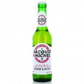Bouteille de bière JACQUIE MICHEL 5.2°