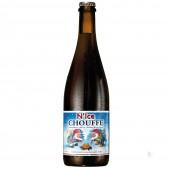 Bouteille de bière Bière N'ice Chouffe - Bière d'HIver de Chouffe, 75cl.