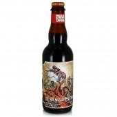 Bière Trou du Diable - Le Sang d'Encre - 37.5cl (Bouteille de bière)