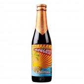 Bouteille Mongozo Bière belge Quinua 33 cl