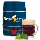 Kit de brassage BrewBarrel - Dark Beer