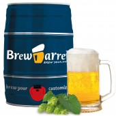 Kit de brassage BrewBarrel - Lager