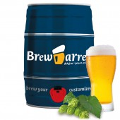 Kit de brassage BrewBarrel - Pale Ale