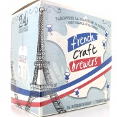 Calendrier de l'Avent - French Craft Brewers - 24x33cl