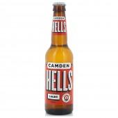 Bouteille de bière Camden Town Brewery - Hells Lager - 33cl
