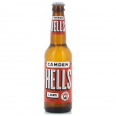 Bière Camden Town Brewery - Hells Lager - 33cl