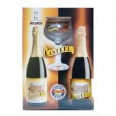 Coffret biere belge KASTEEL
