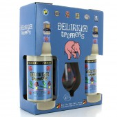 Coffret de bière Délirium 75cl