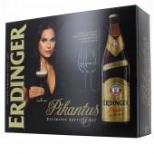 Coffret bière Erdinger Pikantus