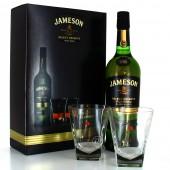 Coffret Jameson Whiskey et 2 verres