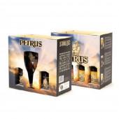 Coffret de bières Petrus 6 X 33cl + 1 verre (Coffret de bière)