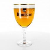 Verre Bière Maredsous 50cl