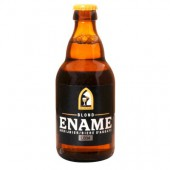 Bouteille  Ename Blonde 33 cl